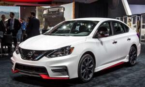 2020 Nissan Sentra Nismo