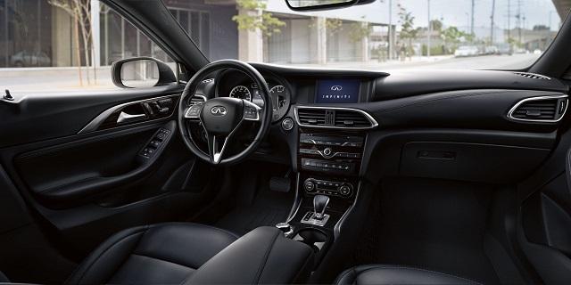 2020 Infiniti Q30 Interior