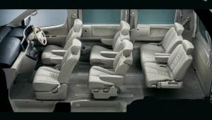 2020 Nissan Elgrand Interior