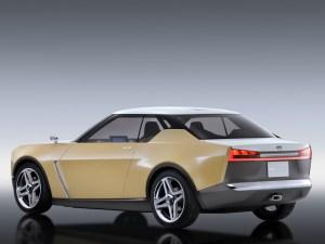 Nissan IDx rear