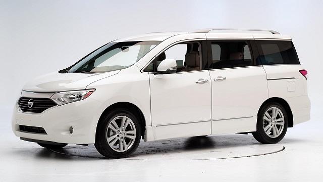 2021 Nissan Quest changes