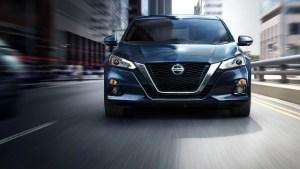 2022 Nissan Altima redesign
