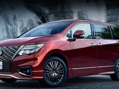 2022 Nissan Elgrand mpv
