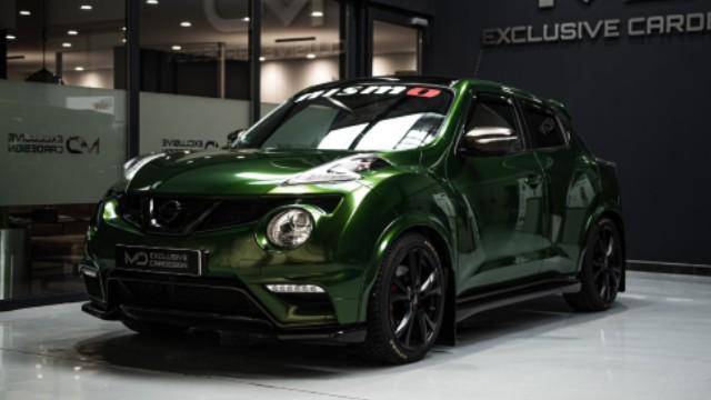 2022 Nissan Juke NISMO