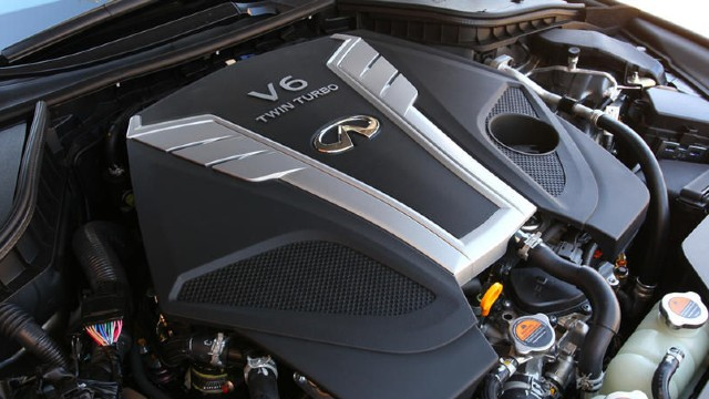 2022 Infiniti Q60 Red Sport Coupe specs
