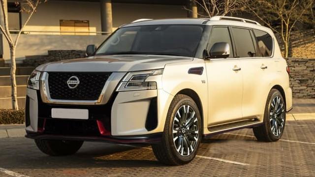 2022 Nissan Patrol Warrior