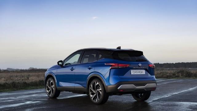 2022 Nissan Qashqai redesign