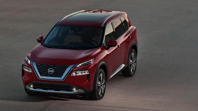 2022 Nissan X-Trail colors