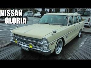 Nissan Cedric  Gloria【淡路ノスタルジックカーミーティング】旧車 絶版 レトロ