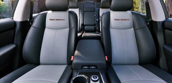 2020 Nissan Pathfinder Rock Creek Edition Interior