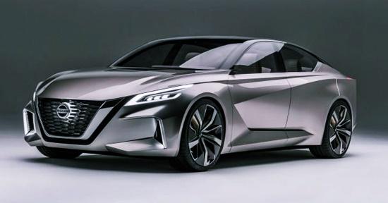 2021 Nissan Maxima USA Exterior