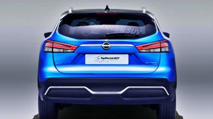 2021 Nissan Rogue Sport Exterior