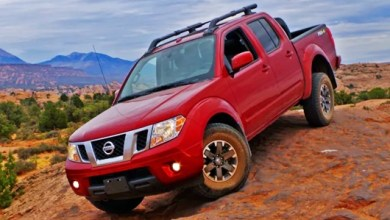 Photo of New 2021 Nissan Frontier Pro 4X USA Pics