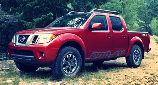 New 2021 Nissan Frontier Pro 4X USA Pics