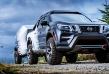 New 2021 Nissan Frontier USA Redesign