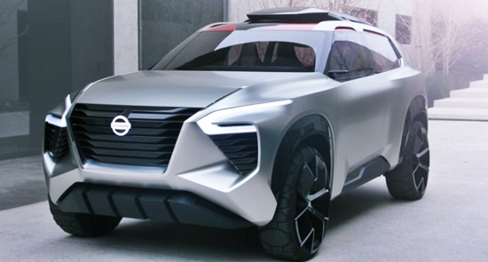 New 2021 Nissan Rogue USA Redesign