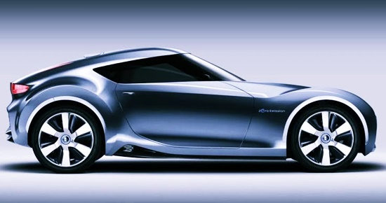 2021 Nissan 400Z Exterior