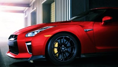 2021 Nissan GTR Track Edition Powertrain