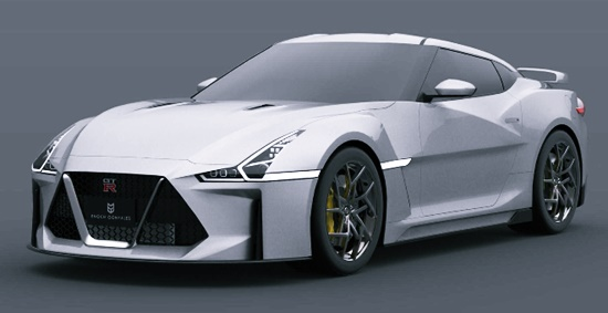 All-New Nissan GTR 2021 Concept, Price