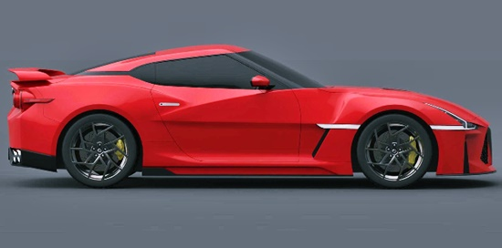 Nissan GTR 2021 Exterior