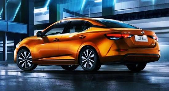 2021 Nissan Sentra SR Specs, Interior Change