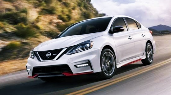 New 2021 Nissan Sentra USA Release Date