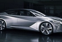2022 Nissan Maxima, Next-Gen Full-Size Sport Sedan