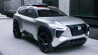 Photo of 2022 Nissan Rogue, New Styling of Next X-Trail