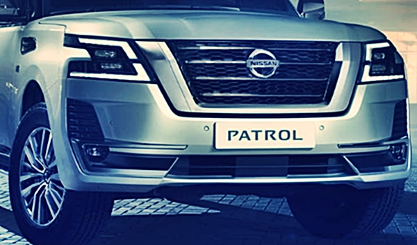 2022 Nissan Patrol Redesign, New Model