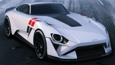Photo of 2022 Nissan Fairlady 480Z: New Electric Sports Car Concept