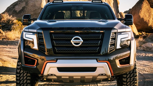 New 2022 Nissan Titan Rumors, Redesign