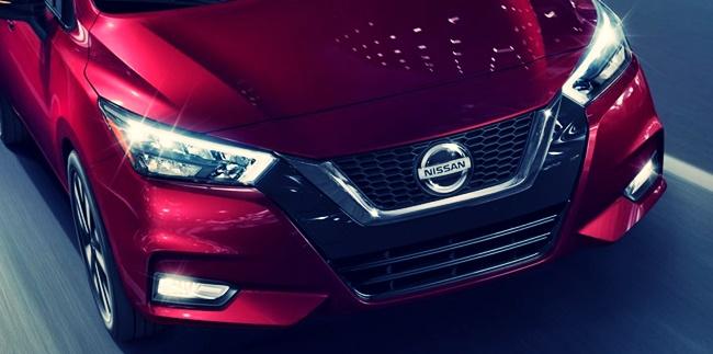 New 2022 Nissan Versa USA Redesign