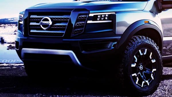2023 Nissan Frontier