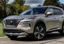 2022 Nissan Rogue Platinum