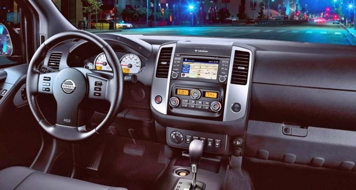 2022 Nissan Frontier Pro 4X Interior