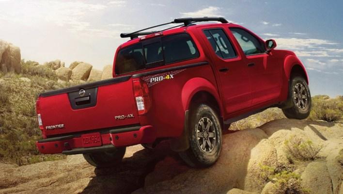 2022 Nissan Frontier Pro 4X