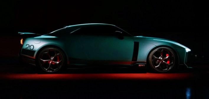 2023 Nissan GT-R R36