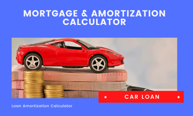 Mortgage n Amortization Calculator