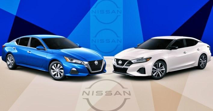 2022 Nissan Altima vs Nissan Maxima