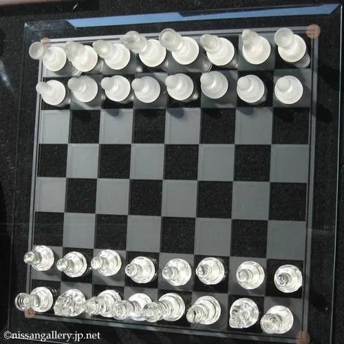相棒のチェス