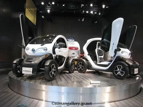 日産 ニューモビリティコンセプト(New Mobility CONCEPT)