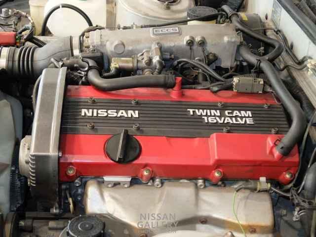 5代目シルビア CA18DE型エンジン