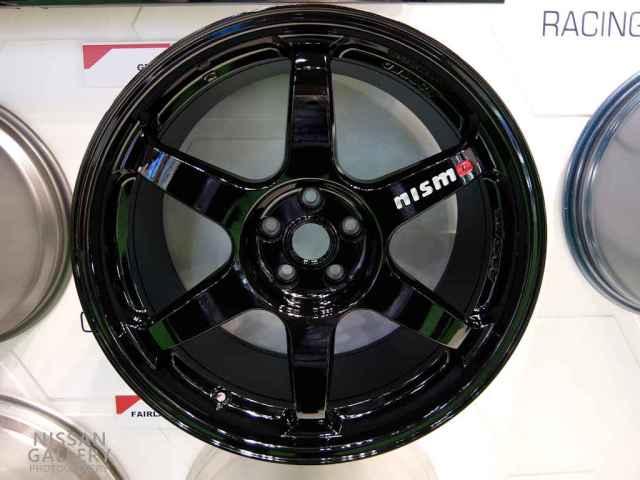 GT-R NISMO用20インチホイール