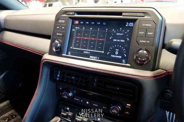 日産GT-R 2017年モデル