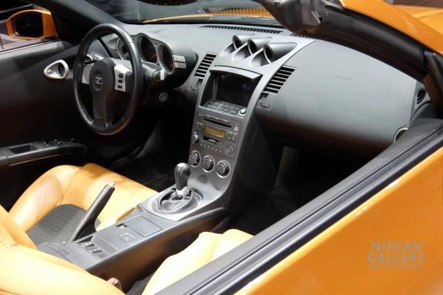 日産 350Z ロードスター
