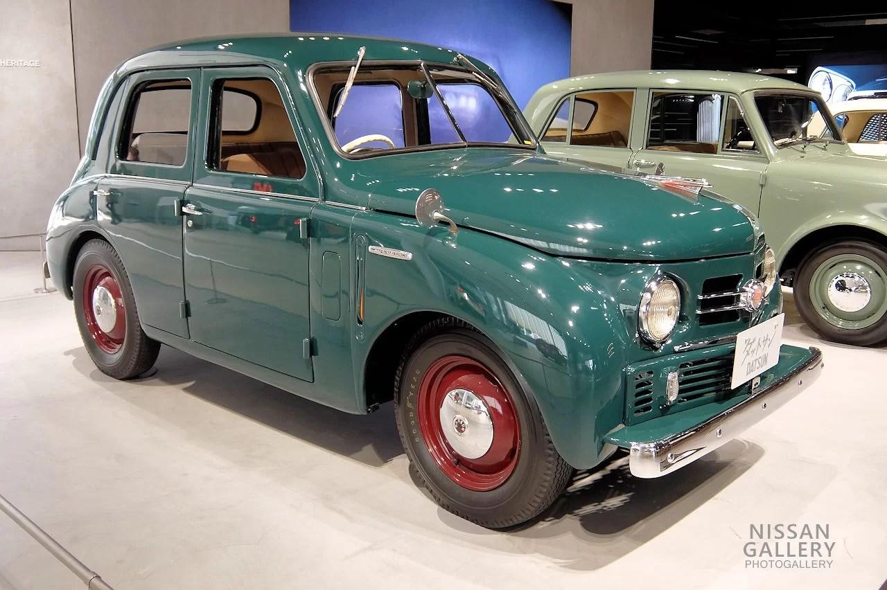 ダットサン デラックスセダン(1953年:DB-5型)