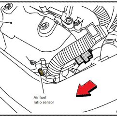 Bosch O2 Sensor Wiring Diagram Toyota Tail Light 1990 Chevy Truck Nissan Murano Air Fuel Ratio Sensor, Nissan, Free Engine Image For User Manual Download