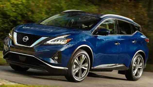 2022 Nissan Murano Pictures
