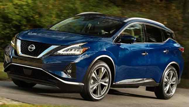 The Nissan Murano Redesign 2022 carries forward the same design