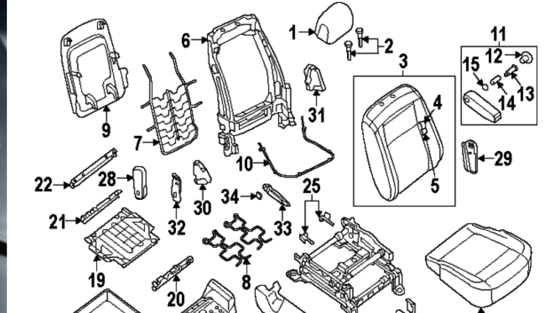 Installing center console NV 1500 instructions
